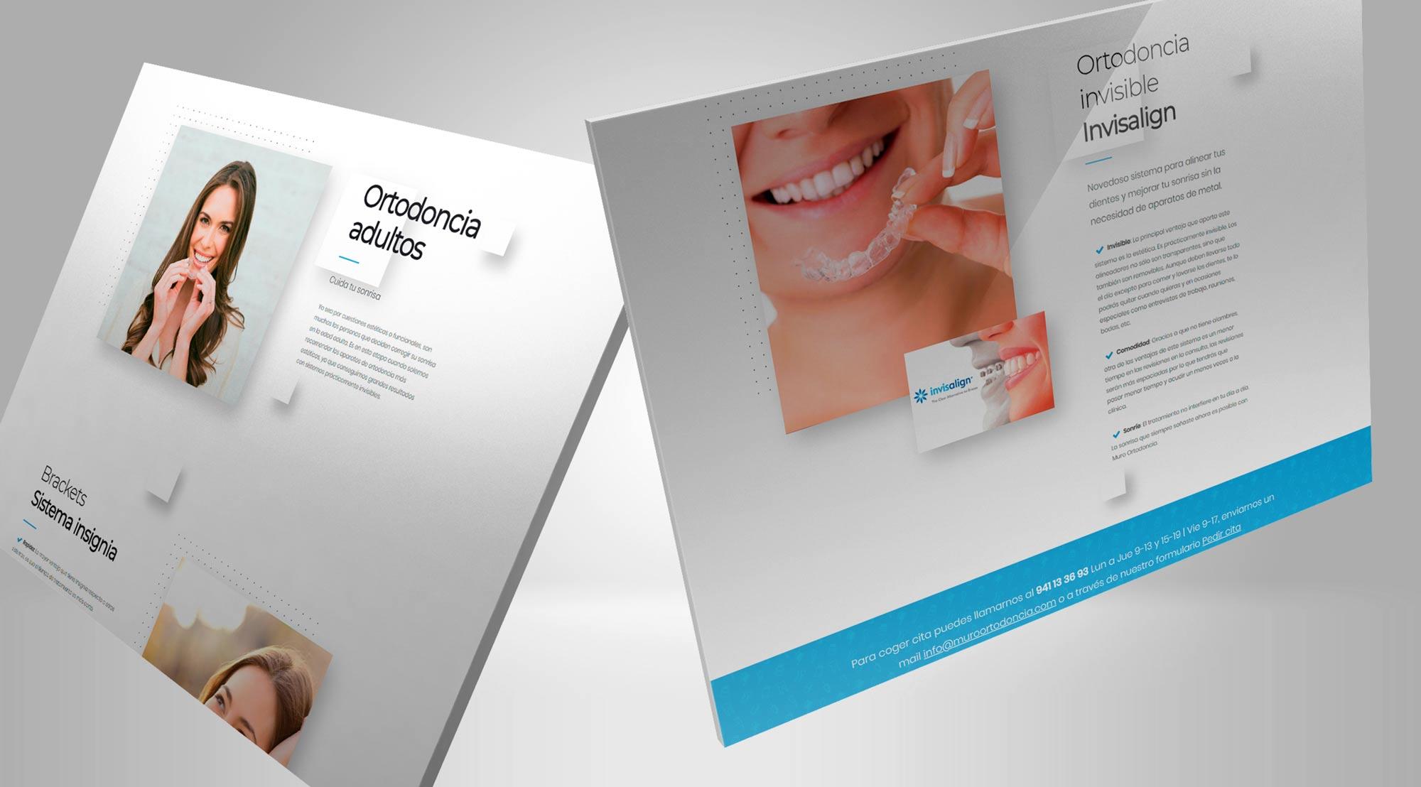 Web muro ortodoncia