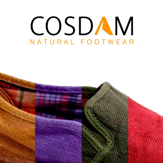 Cosdam Natural Footwear